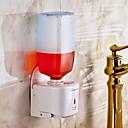 ieftine Soap Dispensers-Dispenser Săpun Model nou / Automat Modern Plastice 1 buc - Baie Single Montaj Perete