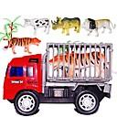 baratos Carros de brinquedo-Carros de Brinquedo Carro Animais Crianças Dom 5 pcs