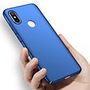 זול מגנים לטלפון & מגני מסך-מגן עבור Xiaomi Mi 8 אולטרה דק כיסוי אחורי אחיד קשיח PC ל Xiaomi Mi 8