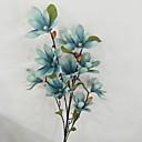 billige Kunstig Blomst-Kunstige blomster 1 Gren Klassisk Rustikk Orkideer Gulvblomst