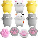 ieftine Produse Antistres-LT.Squishies Jucării din Cauciuc / Alină Stresul Pisici / Cat Claw Stres și anxietate relief / Jucarii de decompresie Cauciuc 10 pcs