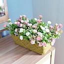 tanie Sztuczne kwiaty-Sztuczne Kwiaty 1 Gałąź Pojedyncze Rustykalny Wieczne Kwiaty Bukiety na stół
