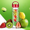 ieftine Pahare Novelty-Drinkware Sticle de Apă / Rotativă / agitator Sticlă Plastice Portabil / Plutire / cadou iubit Antrenament / Sporturi & Exterior