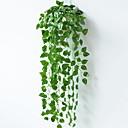 رخيصةأون زهور اصطناعية-زهور اصطناعية 3 فرع كلاسيكي / معلقة على الحائط زهري نباتات سلة زهور
