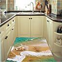 זול אומנות ממוסגרת-קומה מדבקות - מדבקות קיר תלת מימד L ו-scape סלון / חדר שינה / מקלחת