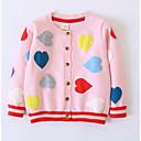 povoljno Haljine za djevojčice-Djeca Djevojčice Geometrijski oblici Dugih rukava Džemper i kardigan