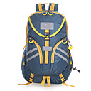 cheap Vehicle Working Light-30 L Hiking Backpack - Anti-Slip, Breathability Outdoor Hiking, Camping, Travel Oxford Cloth Fuchsia, Coffee, Blue