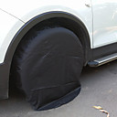 cheap Car Covers-Full Coverage Spare Tire Covers Oxford cloth For universal General Motors All years for All Seasons