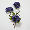 billige Kunstig Blomst-Kunstige blomster 1 Gren Klassisk Stilfull / Europeisk Kystantemum Bordblomst