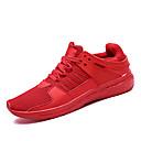 זול נעלי ספורט לגברים-בגדי ריקוד גברים סינטטיים קיץ נוחות נעלי ספורט לבן / שחור / אדום