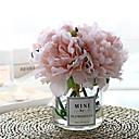ieftine Flor Artificiales-Flori artificiale 1 ramură Clasic / Single Stilat Bujori Față de masă flori