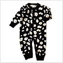 ieftine Pantaloni Băieți-Bebelus Băieți Activ Bloc Culoare Manșon Lung Salopetă / Copil