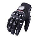 זול קסדות ומסכות-Madbike אצבע מלאה יוניסקס כפפות אופנוע חומר מעורב נושם / עמיד בפני שחיקה / מגן