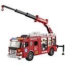 abordables Carros de juguete-Coches de juguete Camión de bomberos Camiones de Bomberos Metal Niño Adolescente Todo Chico Chica Juguet Regalo 1 pcs