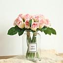رخيصةأون زهور اصطناعية-زهور اصطناعية 11 فرع كلاسيكي الزفاف / Wedding Flowers الورود أزهار الطاولة