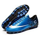 זול נעלי ספורט לגברים-בגדי ריקוד גברים אור סוליות PU קיץ נעלי אתלטיקה כדורגל כחול