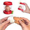 ieftine Ustensile pentru Fructe & Legume-1 buc Ustensile de bucătărie Plastice Bucătărie Gadget creativ Ustensile Ou Utilizare Zilnică / pentru ou / Pentru ustensile de gătit