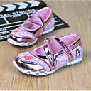 ieftine Pantofi Fetițe-Fete Pantofi Sintetice Primăvara & toamnă Confortabili Pantofi Flați Bandă Magică pentru Copii Fucsia / Albastru / Roz