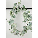 cheap Artificial Plants-Artificial Flowers 1 Branch Wall-Mounted Modern / Contemporary Plants Wall Flower