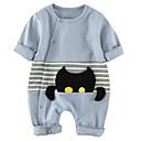 ieftine Set Îmbrăcăminte Băieți Bebeluși-Bebelus Băieți Peteci Manșon Lung O - piesă