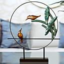 ieftine Obiecte decorative-1 buc Lemn / MetalPistol Stil European pentru Pagina de decorare, Obiecte decorative / Decoratiuni interioare Cadouri