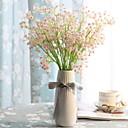 tanie Sztuczne kwiaty-Sztuczne Kwiaty 10 Gałąź Klasyczna Nowoczesny / współczesny / minimalistyczny styl Łyszczec Bukiety na stół