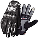 preiswerte Duschkopf LED-Beleuchtung-Scoyco Vollfinger Herrn Motorrad-Handschuhe Kohlefaser Touchscreen / Wasserdicht / Stoßfest