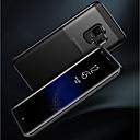 ieftine Cazuri telefon & Protectoare Ecran-Maska Pentru Samsung Galaxy S9 Plus / S9 Mătuit Capac Spate Mată Moale TPU pentru S9 / S9 Plus