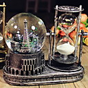 ieftine Obiecte decorative-1 buc sticlă / MetalPistol Stil European pentru Pagina de decorare, Decoratiuni interioare Cadouri