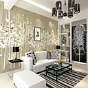 preiswerte Wand-Sticker-vogel blume anordnung blatt kunst karte benutzerdefinierte wandverkleidung 3d wandbild tapete geeignet für wohnzimmer schlafzimmer
