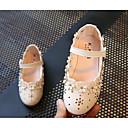 ieftine Pantofi Fetițe-Fete Pantofi PU Primăvara & toamnă Confortabili / Pantofi Fata cu Flori Pantofi Flați pentru Alb / Roz