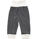 ieftine Pantaloni Băieți-Bebelus Băieți De Bază Dungi Imprimeu Bumbac Pantaloni