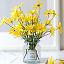 ieftine Cazuri telefon & Protectoare Ecran-Flori artificiale 1 ramură Clasic Modern / Contemporan / stil minimalist Florile veșnice Față de masă flori