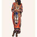 preiswerte Radtrikots-Damen Tunika Kleid Maxi