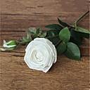 ieftine Flor Artificiales-Flori artificiale 1 ramură Clasic Modern / Contemporan / European Trandafiri Față de masă flori