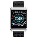 olcso párásítók-N98 Férfi Intelligens Watch Android iOS Bluetooth Vízálló Szívritmus monitorizálás Elégetett kalória Hosszú készenléti idő Információ Lépésszámláló Hívás emlékeztető Alvás nyomkövető ülő Emlékeztet