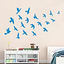 preiswerte Wand-Sticker-Dekorative Wand Sticker - Tier Wandaufkleber Tiere Wohnzimmer / Schlafzimmer / Badezimmer