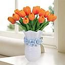 ieftine Vase & Coș-Flori artificiale 10 ramură Clasic / Single Stilat / Pastoral Stil Lalele Față de masă flori
