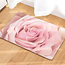 cheap Rugs-Doormats Casual / Modern Flannelette, Rectangle Superior Quality Rug