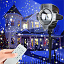 baratos Lâmpada de LED a Energia Solar-KWB 1pç 5 W Focos de LED Impermeável / Regulável / Decorativa Branco / Multicolorido 100-240 V Iluminação Externa / Pátio / Jardim