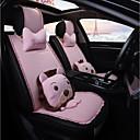 ieftine Husă Scaun Auto-ODEER Husă Scaun Auto Coperți pentru scaune Roz Îmbujorat textil Desen animat / Obișnuit Pentru Παγκόσμιο Toți Anii Toate Modele