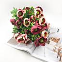 ieftine Flor Artificiales-Flori artificiale 1 ramură Clasic Rustic / European Crizantemă Față de masă flori