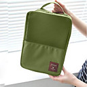 cheap Carry-on Bags-Nylon Carry-on Bag Zipper Green / Pale Blue / Fuchsia / Unisex