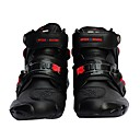 cheap Motorcycle Protection Gear-Riding Tribe Motorcycle Ankle Boots Anti-skid Racing Protective Shoes Motocross Motobike Off-Road Moto Boot Foot Protector