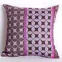 preiswerte Kissen Sets-1 Stück Polyester Kissenbezug, Jacquard / Geometrische Muster / Geometrisch Modern / Zeitgenössisch / Ländlich