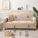 billige Møbelbetræk-Sofa Dække Multi Farve Reaktivt Print Polyester Møbelovertræk
