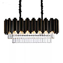 ieftine Candelabre-QIHengZhaoMing 8-Light Candelabre Lumini Ambientale 110-120V / 220-240V, Alb Cald, Bec Inclus