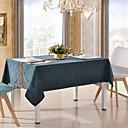 baratos Torneiras de Banheiro-Moderna Poliéster Elástico Tricotado 100g / m2 Quadrada Toalhas de Mesa Geométrica Decorações de mesa 1 pcs