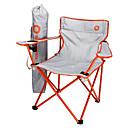 ieftine Corturi & Adăposturi-Scaun Pliabil Camping În aer liber Ușor Nailon, Aluminiu 6061 pentru Pescuit / Drumeție / Camping - 1 persoană Trifoi / Portocaliu / Albastru Închis