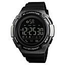 זול שעונים חכמים-חכמים שעונים SK-347 ל Android iOS Blootooth ספורטיבי עמיד במים כלוריות שנשרפו המתנה ארוכה מידע שעון עצר מד צעדים מזכיר שיחות תזכורת בישיבה / Alarm Clock / NRF52832 / שליטה במצלמה / > 480 / לוח שנה